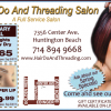 Hair-Do And Threading